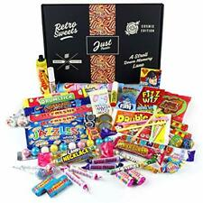 Retro Sweets Gift Box: Just Treats Cosmic Gift Box: Jam Packed with The Retro