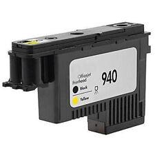Druckkopf kompatibel zu HP 940 C4900A schwarz & gelb OfficeJet Pro 8000 8500