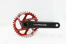 Praxis M24 Crankset With 36t Chainring and 172.5mm Crank Arms