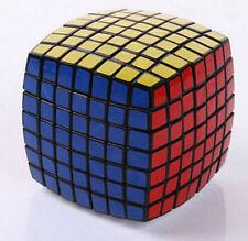 UK  Magic ABS Ultra-smooth Professional Speed Cube Rubik's 7X7X7 Puzzle Twist