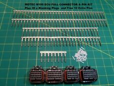 Motec M150 ECU Connector Full Kit Connectors A-65067 B-65068 C-65044 D-65045