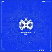 (MOS) THE ANNUAL 2021 - Ministry Of Sound [CD]
