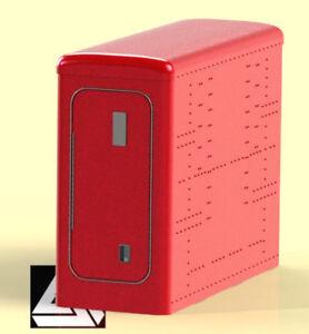1/32 3D Printed Flat Top Sleeper, Heavy Haul, Peterbilt 379 389 w900