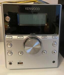 Kenwood Kompakt HiFi - Stereoanlage mit MP3 / CD -Player M 313