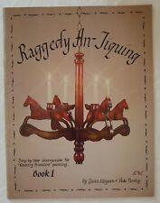 Decorative Painting Pattern Book RAGGEDY AN-TIQUING Laura Elligsen Veda Parsley