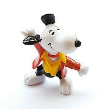 Snoopy et les Peanuts figurine Snoopy joueur de Tennis 5 cm Schleich 013973