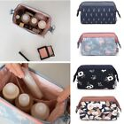 Portable Women Waterproof Travel Cosmetic Makeup Toiletry Case Pouch Storage Bag