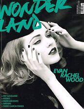 WONDERLAND #10 EVAN RACHEL WOOD Dario Argento BEHATI PRINSLOO Giedre Dukauskaite