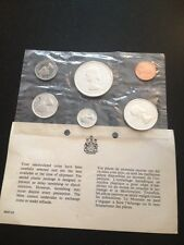 1964 Canada PROOF-LIKE MINT SET with Silver And COA