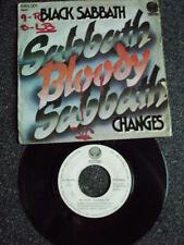 Black Sabbath-Sabbath Bloody Sabbath 7 PS-Made in Spain