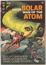 Doctor Solar Comic Book #20, Gold Key 1967 VERY FINE