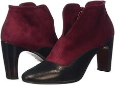 RRP £298 Chie Mihara Women's Fedora-D Ankle Boots Brown  Red