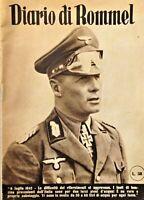 WWII - Diario di Rommel - La Campagna d'Africa - ed. 1952