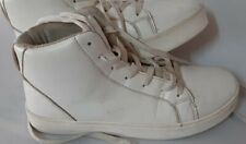 women's Girls shoes used little winter siz 40 Orp 8.5 us high quality boot  whit