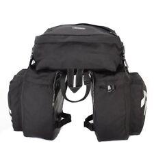 Roswheel 3 in 1 Multifunction 30L Road MTB Mountain Bike Bag Bicycle Pannie V0P7