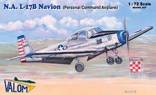 Valom Models 1/72 North American L-17B Navion Model Kit