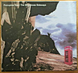 2CD PORCUPINE TREE - The Sky Moves Sideways (1995/2010) Digibook