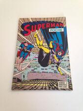 AVR24 ---- SAGEDITION   SUPERMAN  Poche    N° 5
