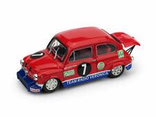 Fiat abarth 850 n.7 zandvoort 1970 rein zwolsman lim.250 pcs 1:43 auto