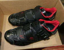 Giro Code Easton EC90 Mountain Bike Cycling Shoe Black/Red EU 40 Mens US 7.25