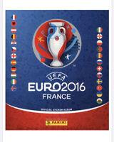 France 2016 Panini UEFA Euro Cup album -in PDF- Soccer
