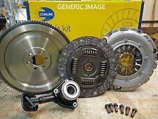 Ford Focus 1.8 TDCi Kit De Embrague Solid Volante & CSC Cilindro Esclavo OE F9DA F9DB