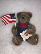 "Boyds Bears Plush 2003 10"" Ike Glorybear Style #904192"