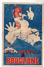 Programme Cirque BOUGLIONE Saison 1948. Cirque d'Hiver Paris. RARE