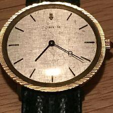 Corum Armbanduhr Gold 14 Karat