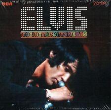 Elvis Presley THE RETURN TO VEGAS - FTD 128 New / Sealed CD