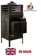 Waste oil heater  burner blow air heating 30 kW 102365BTU/h Air flow 1460 m³/h