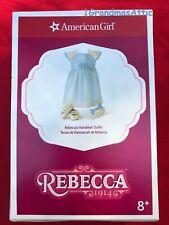 American Girl Rebecca Hanukkah Dress NIB