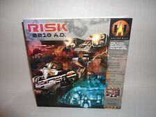 RISK 2210 A.D. Boardgame Avalon Hill Hasbro 2003 Square Box
