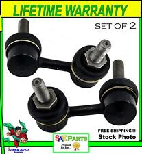 *NEW* SET Heavy Duty K750037 & K750038 Suspension Stabilizer Bar Link Kit  Rear