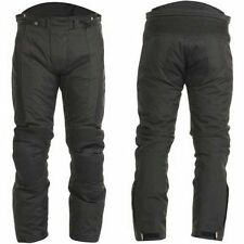 Attachment Zip, Short Textile RST Motorcycle Trousers
