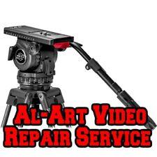REPAIR Service for Sachtler Video 18 S2 Fluid Head