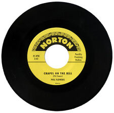 """PHIL FLOWERS  """"CHAPEL ON THE HILL""""   R&B MOVER    LISTEN!"""