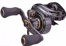 Abu Garcia Revo 4 Premier REVO4 PRM Baitcaster Fishing Reel + New 2017 + Braid