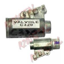 VALVOLA RICAMBIO WG XC 320 SERIE DETONICS SPORT MODEL COMPLETA C320 C321 CO2