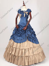 Victorian Southern Belle Princess Ball Gown Period Dress Theater Costume 270 XL