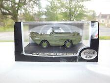 Maxi Car 1944 Jeep Gpa Amphibian British Army 1:43 Scale Nip