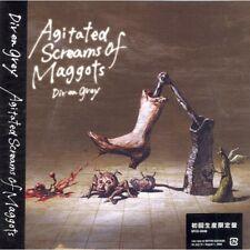 DIR EN GRAY Agitated Screams Of Maggots SFCD-0046 Maxi-Single JAPAN 2006 NEW