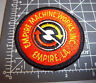 Empire machine works, Empire Louisiana iron on embroidered patch
