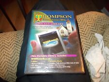 Thompson Chain-Reference Bible Pocket Library Dvd