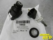 Can Am 2017 Outlander 450 570 Ignition Switch And Matched Keys Spare Key