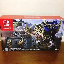Pro Controller Nintendo Switch Monster Hunter Rise
