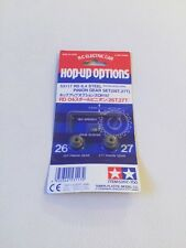 Tamiya Hop-up RC parts 53117 RD 04 Spur Gear Set  26T 27T New