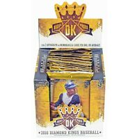 2016 Diamond Kings Baseball Complete Your Set Pick 25 Cards From List