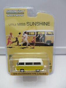 Greenlight Hollywood Little Miss Sunshine 1978 Volkswagen Type 2 Bus