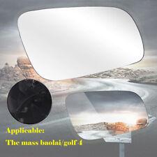 1X Heated Mirror Glass RH Side For Volkswagen VW Jetta Passat Golf Cabrio 99-04